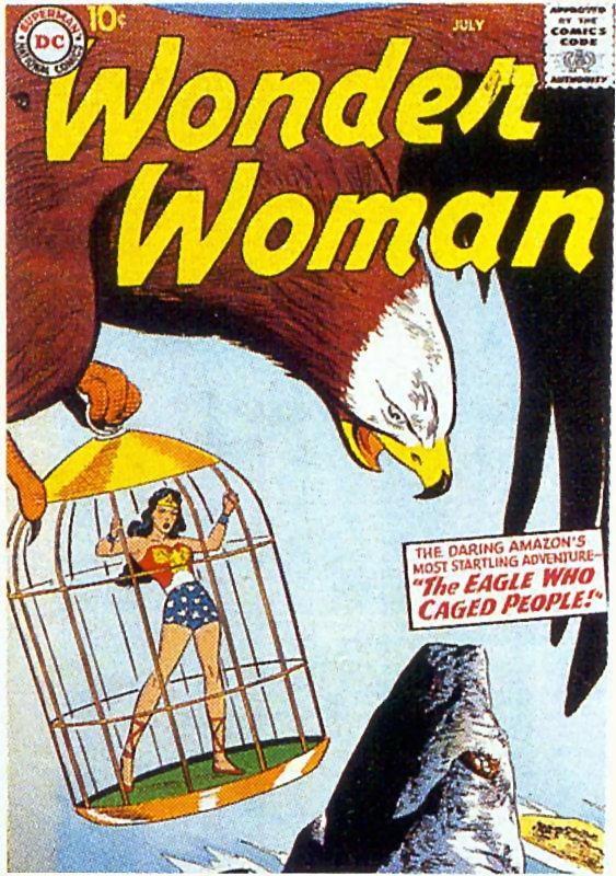 Wonder Woman Volume One Issue 91