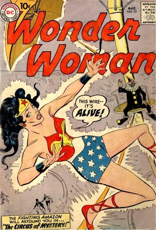 Wonder Woman Volume One Issue 92