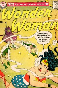 Wonder Woman Volume One Issue 93