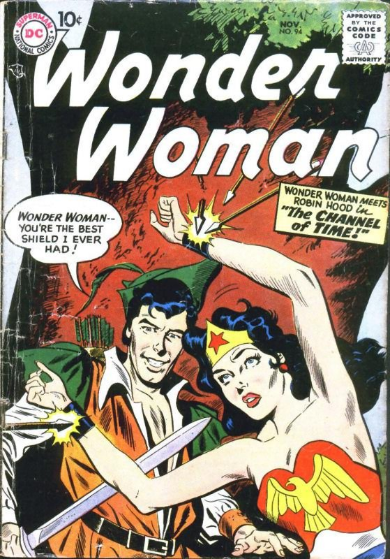 Wonder Woman Volume One Issue 94