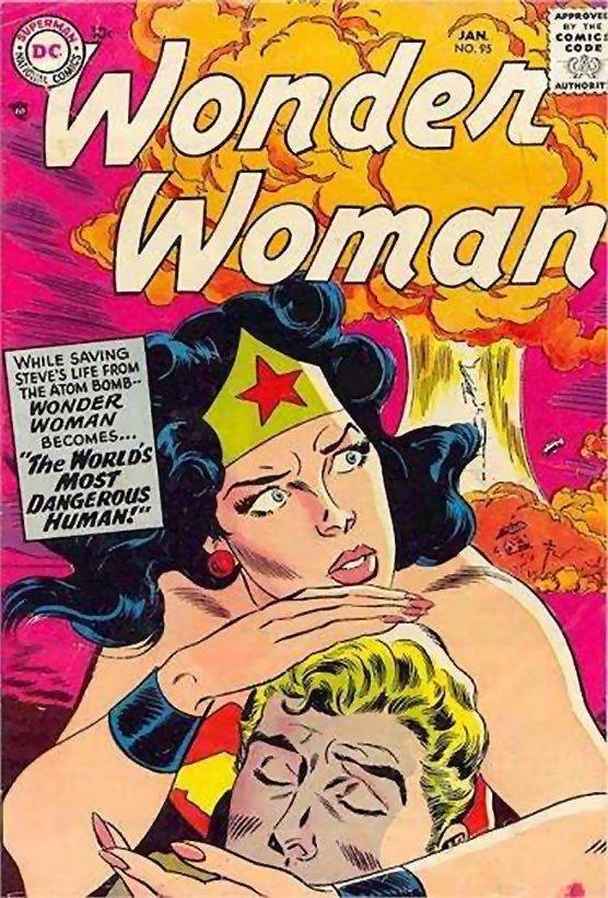 Wonder Woman Volume One Issue 95