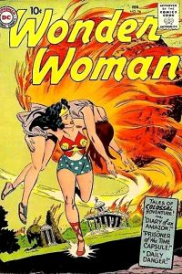 Wonder Woman Volume One Issue 96