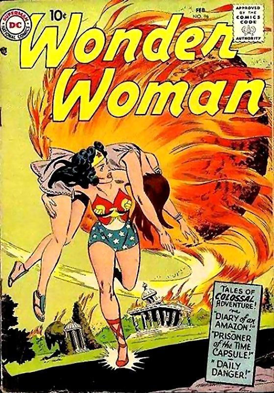 Wonder Woman Volume One Issue 96