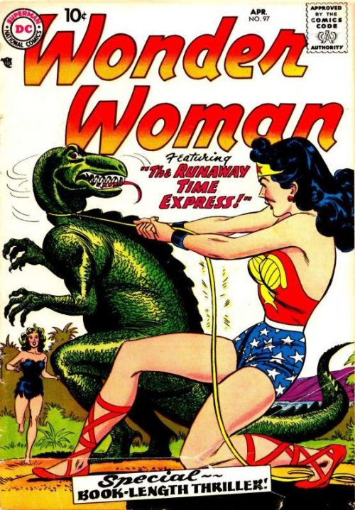 Wonder Woman Volume One Issue 97