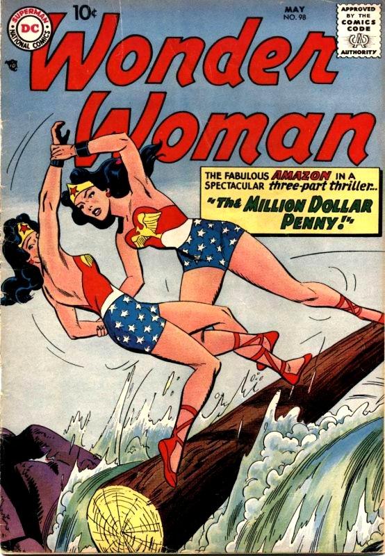 Wonder Woman Volume One Issue 98