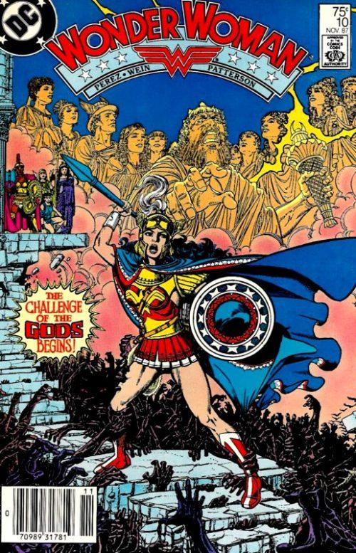 Wonder Woman Volume Two issue 10