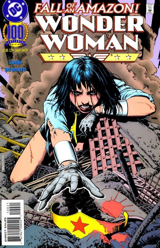 Wonder Woman Volume Two issue 100