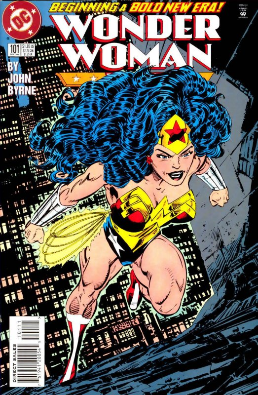 Wonder Woman Volume Two issue 101