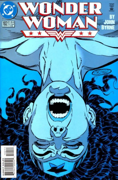 Wonder Woman Volume Two issue 102