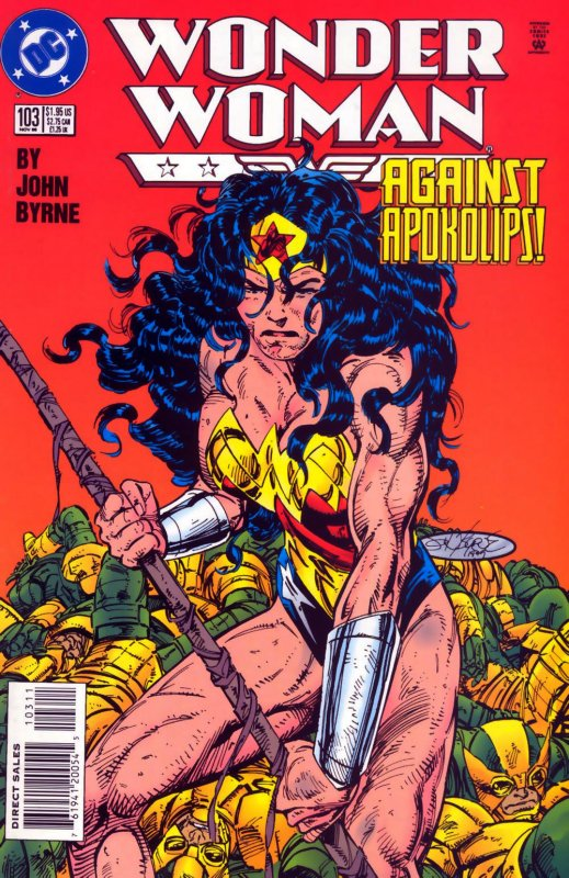 Wonder Woman Volume Two issue 103