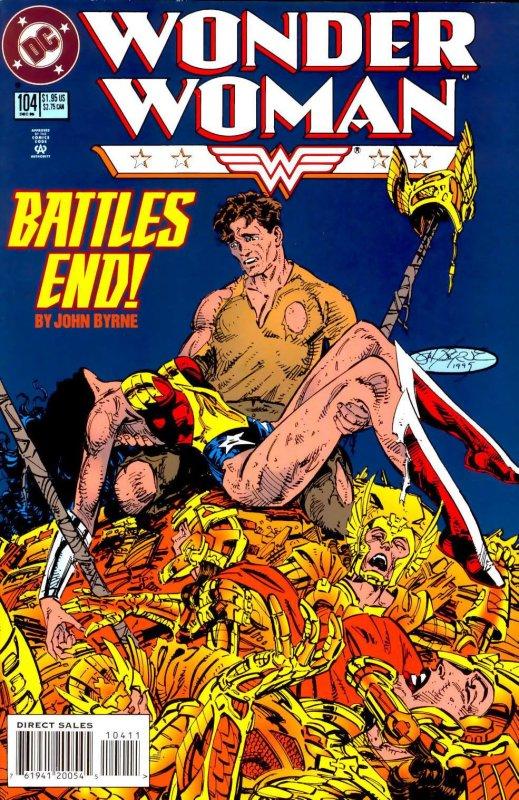 Wonder Woman Volume Two issue 104