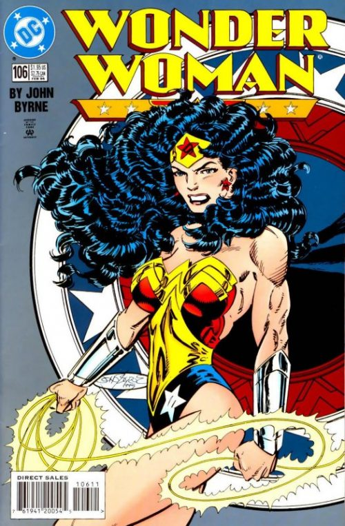 Wonder Woman Volume Two issue 106