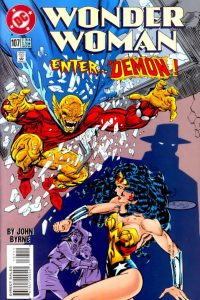 Wonder Woman Volume Two issue 107