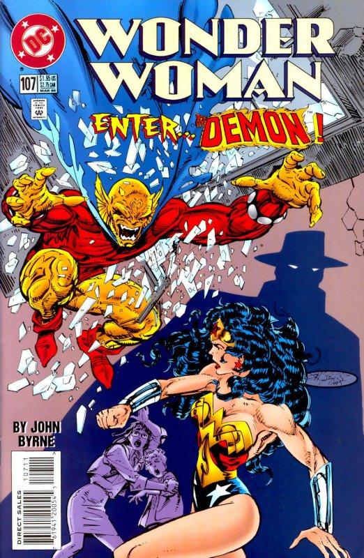 Wonder Woman Volume Two issue 107