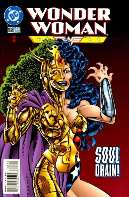 Wonder Woman Volume Two Issue 108