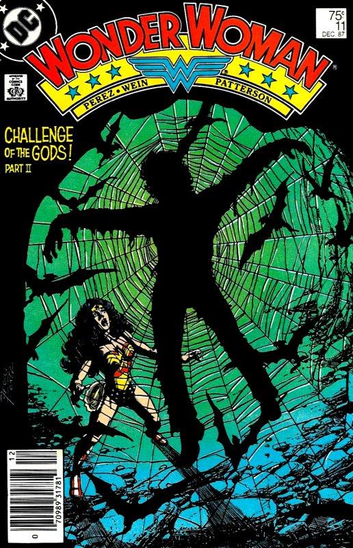Wonder Woman Volume Two issue 11