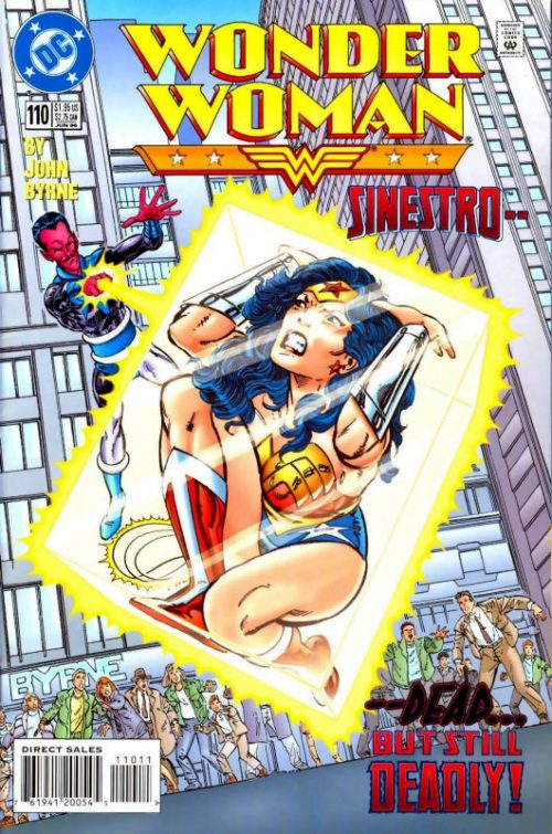 Wonder Woman Volume Two Issue 110