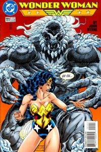 Wonder woman Volume Two Issue 111