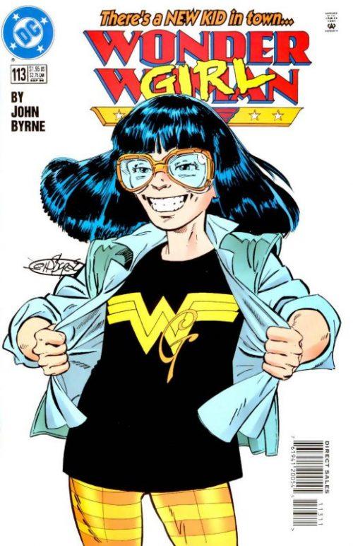 Wonder Woman Volume Issue 113