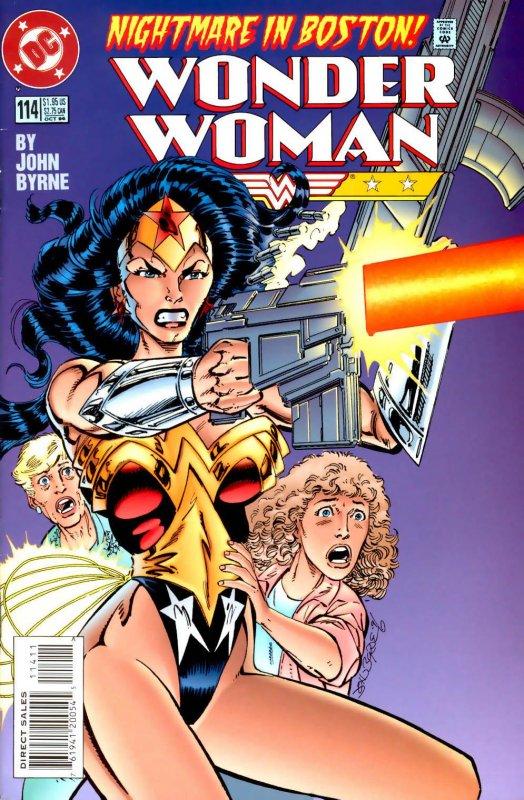 Wonder Woman Volume Two issue 114