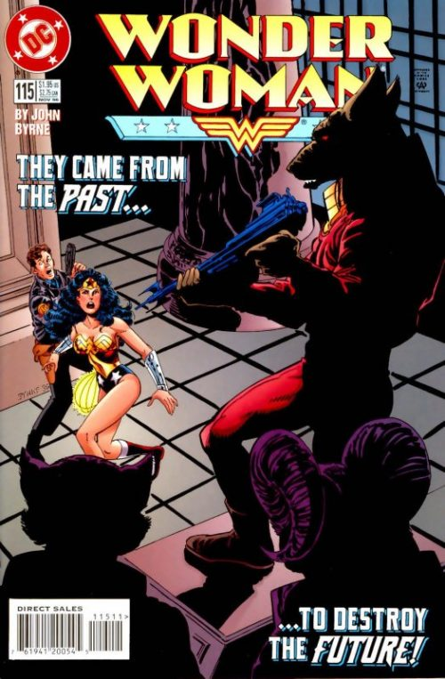 Wonder Woman Volume Two Issue 115