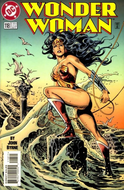 Wonder Woman Volume Two issue 118