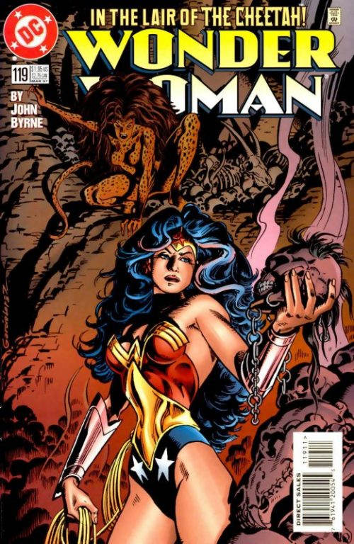 Wonder Woman Volume Two issue 119