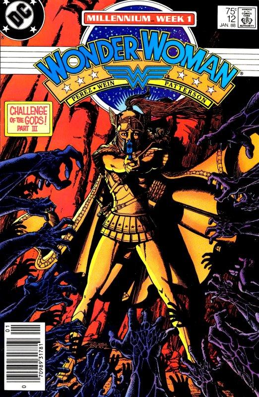 Wonder Woman Volume Two Issue 12