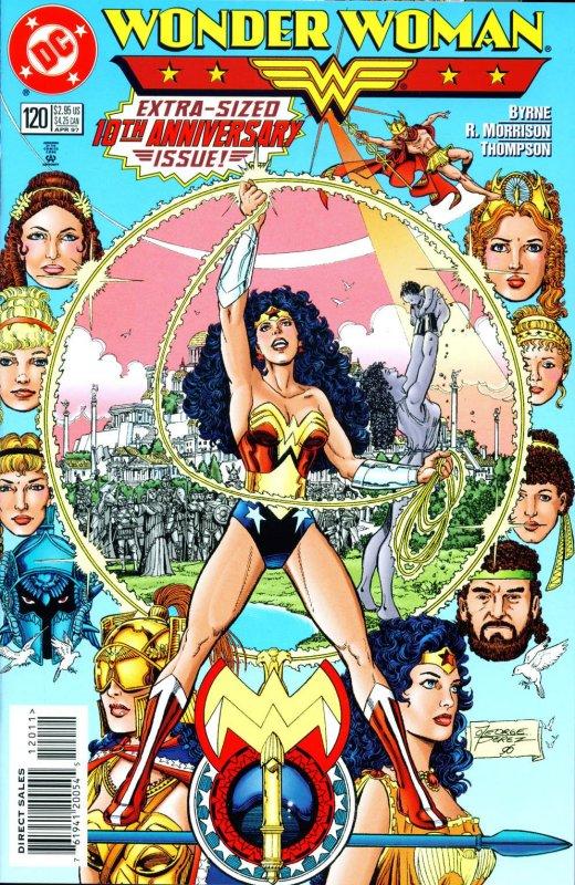 Wonder Woman Volume Two Issue 120