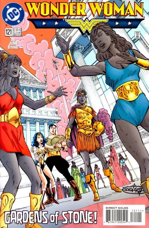 Wonder Woman Volume Two issue 121