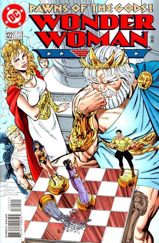 Wonder Woman Volume Two issue 122