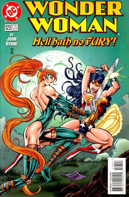 Wonder Woman Volume Two Issue 123