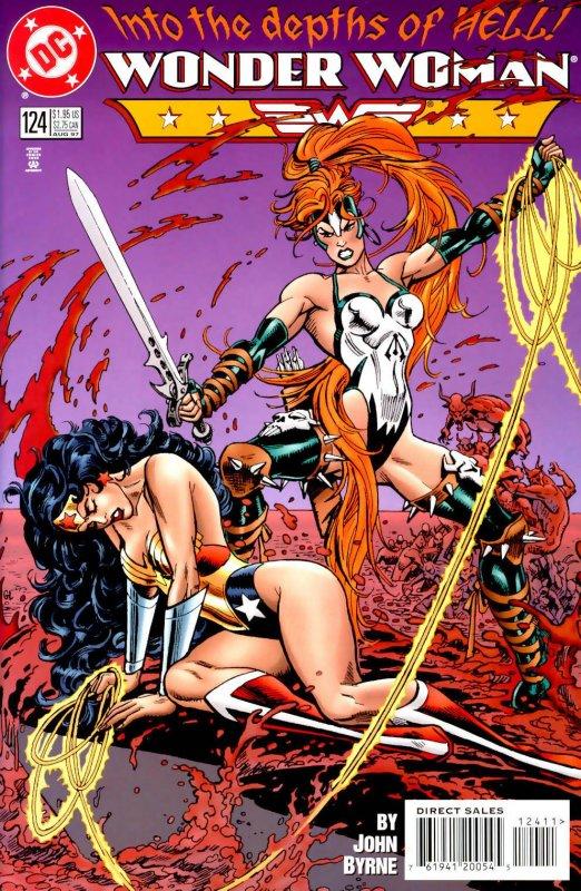 Wonder Woman Volume Two issue 124