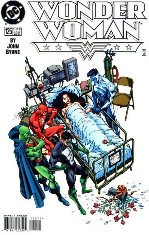 Wonder Woman Volume Two Issue 125