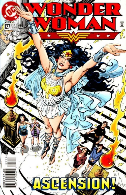 Wonder Woman Volume Two Issue 127