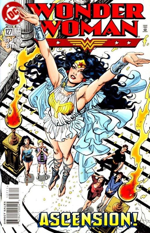 Wonder Woman Volume Two Issue 127