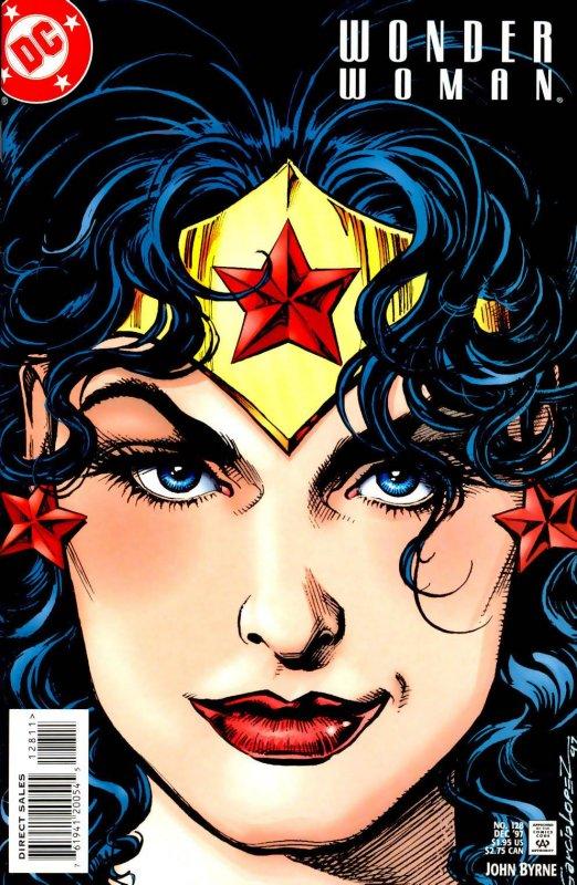Wonder Woman Volume Two Issue 128