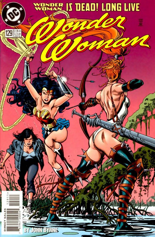 Wonder Woman Volume Two Issue 129