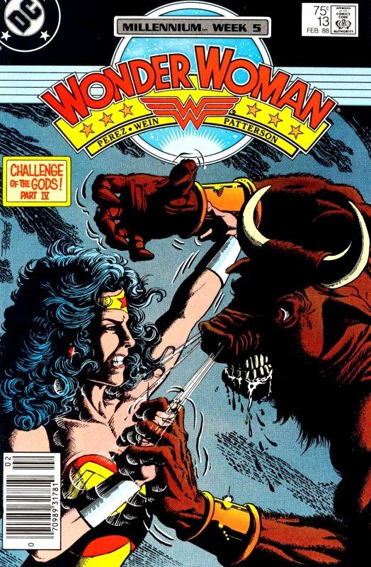 Wonder Woman Volume Two issue 13