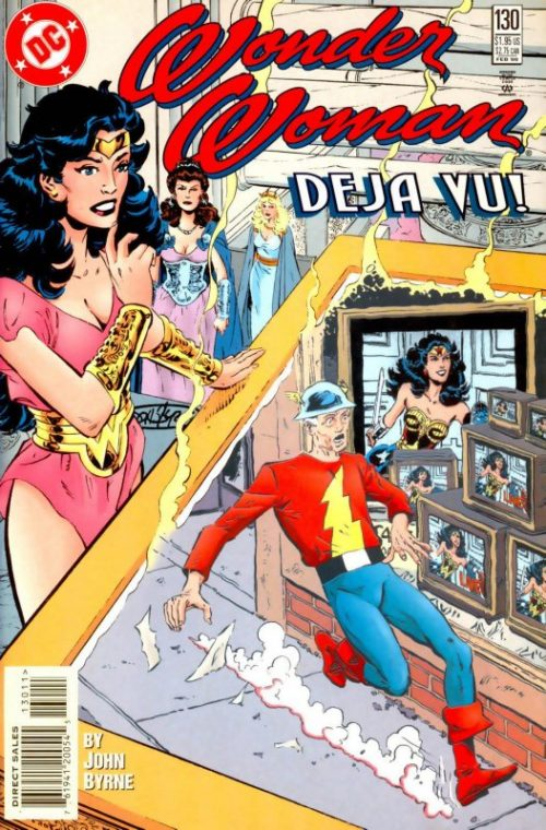 Wonder Woman Volume Two Issue 130