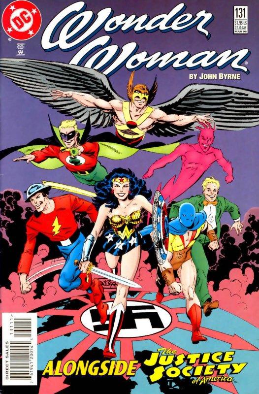 Wonder Woman Volume Two Issue 131