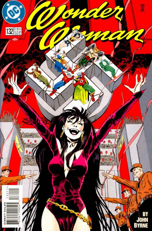 Wonder Woman Volume Two Issue 132