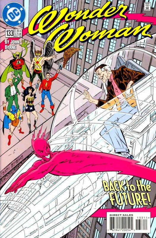 Wonder Woman Volume Two Issue 133