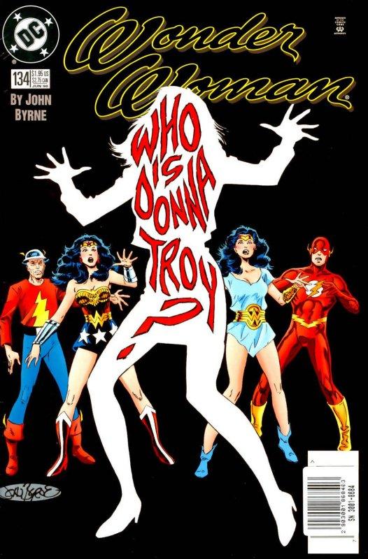 Wonder Woman Volume Two Issue 134