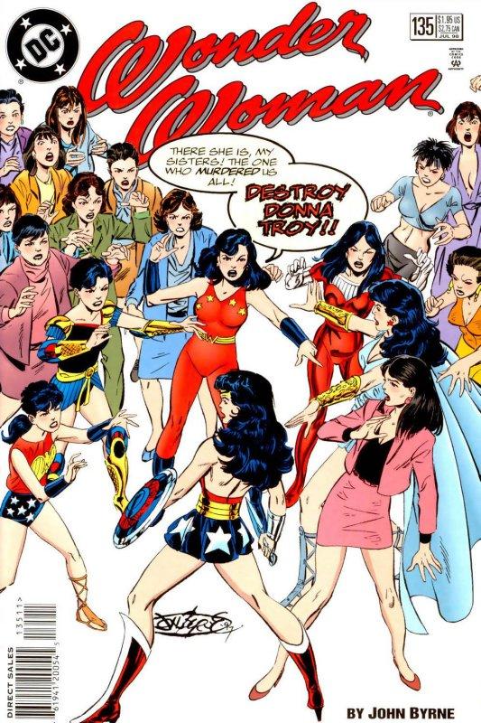Wonder Woman Volume Two Issue 135