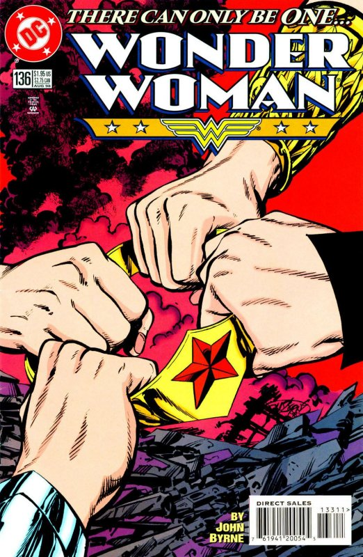 Wonder Woman Volume Two issue 136