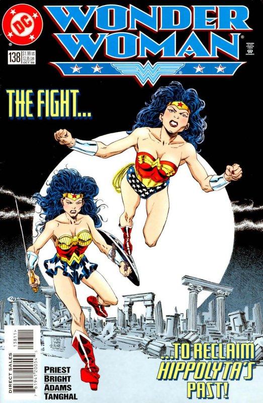 Wonder Woman Volume Two Issue 138
