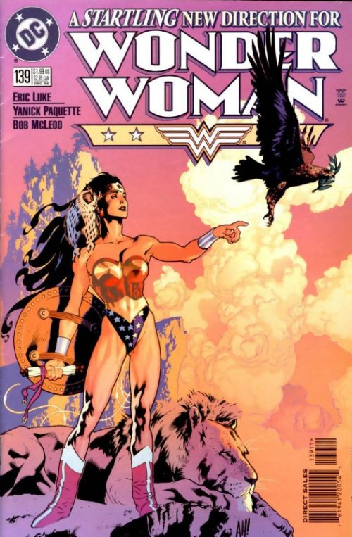 Wonder Woman Volume Two Issue 139