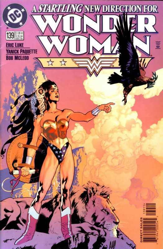 Wonder Woman Volume Two Issue 139
