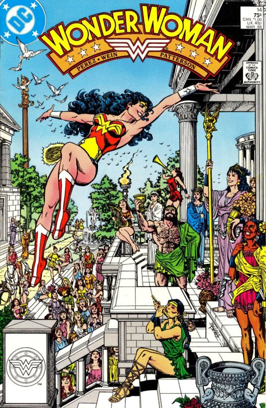 Wonder Woman Volume Two issue 14
